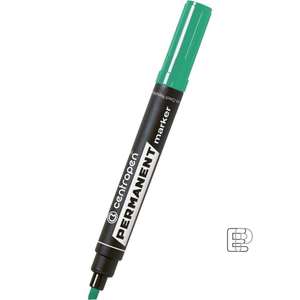 Fix 8576 zelený permanent