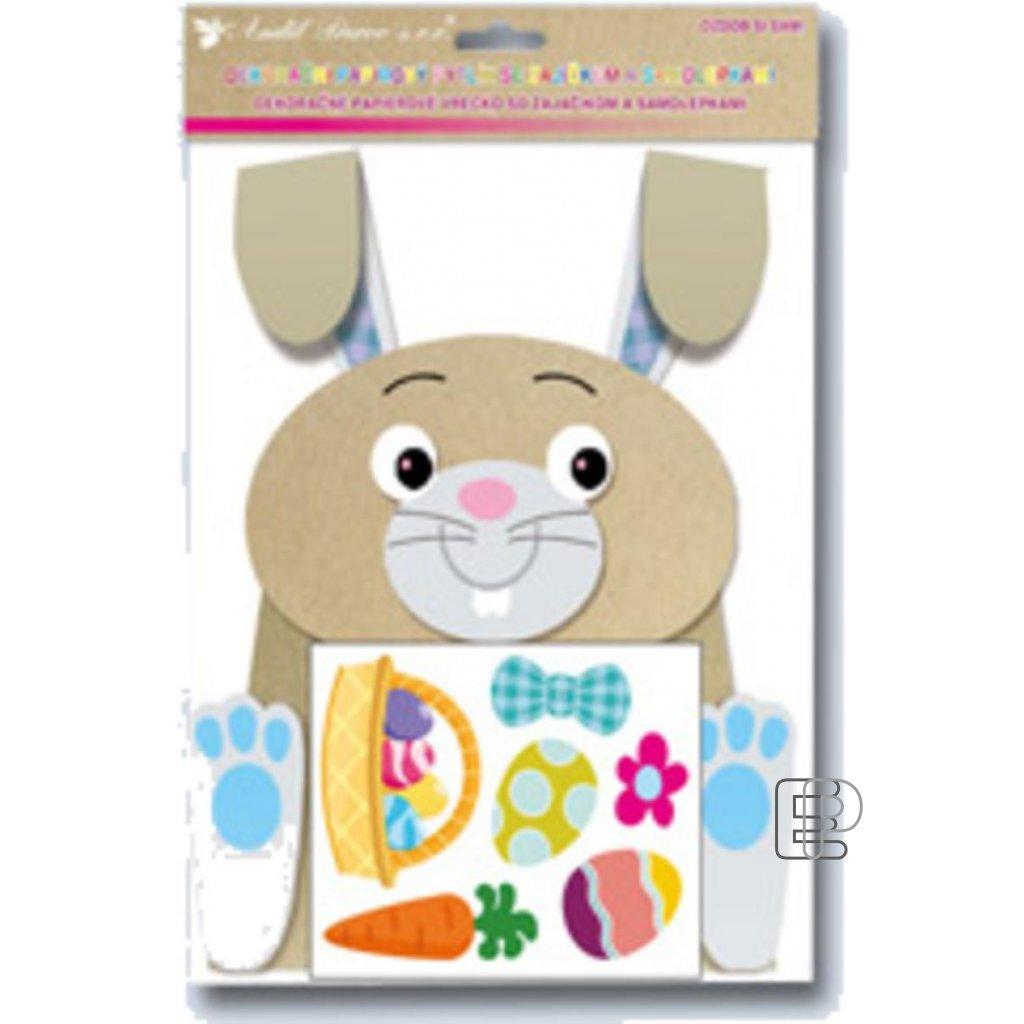 Velikonoční kreativní sada zajíc