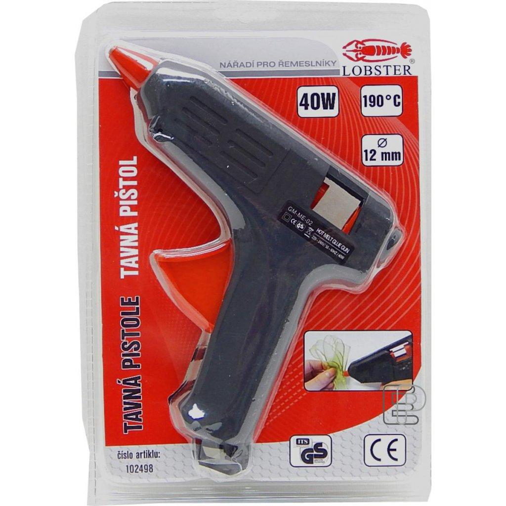 Tavná pistole 40W 8004