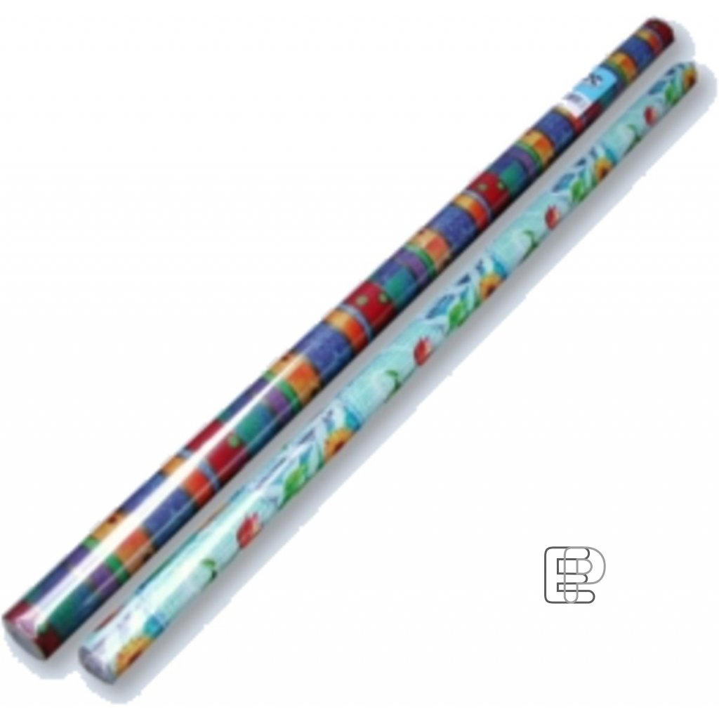 Balící papír dárkový neutrál role0. 70x2m