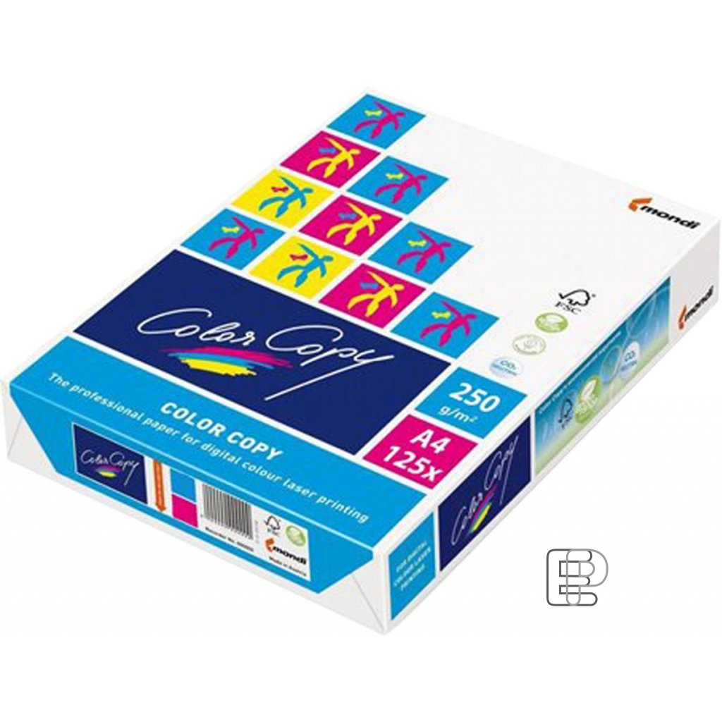 Karton A4 Color Copy 250g. 125 listů