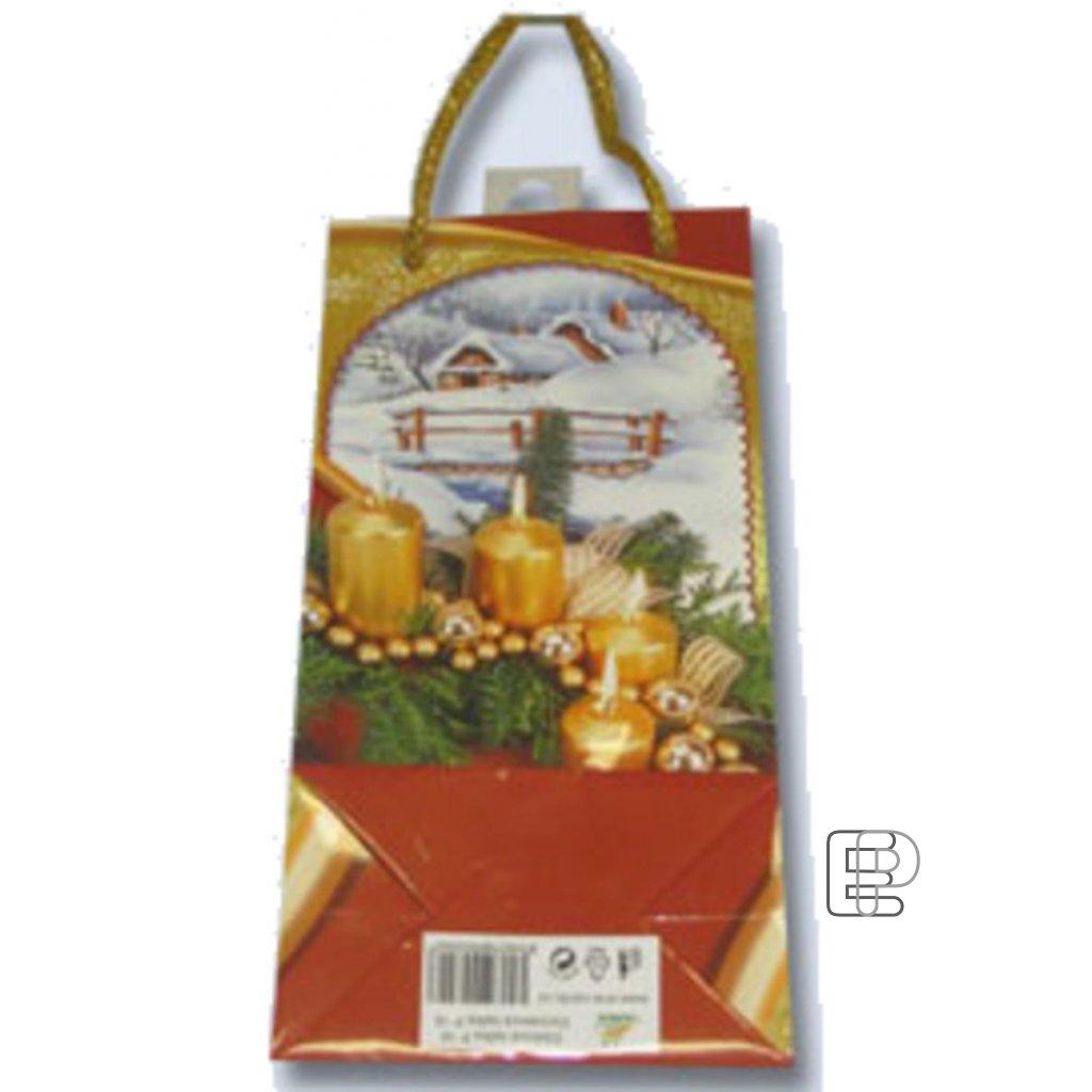 Vánoční taška P mix  110x220x60