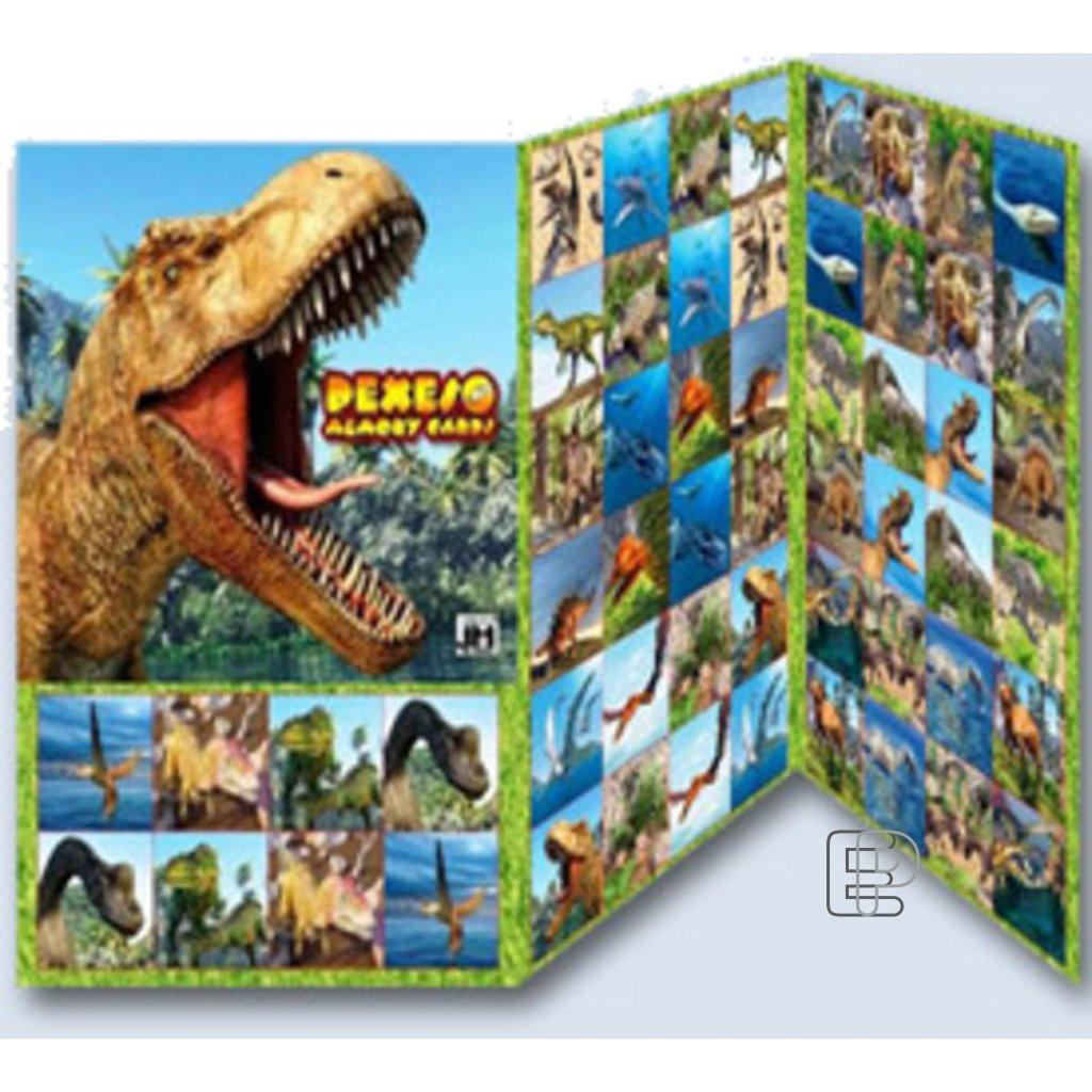 Pexeso Dinosauři   236101