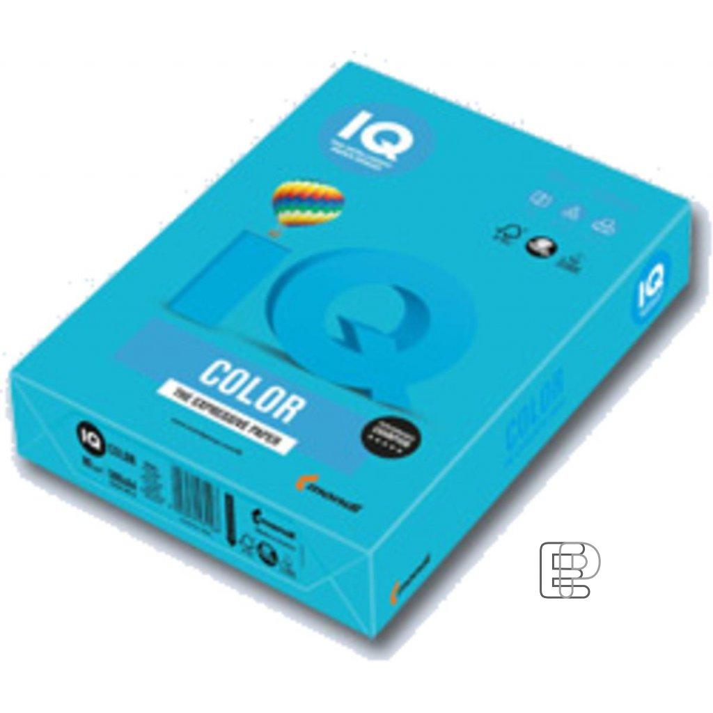 Xerox papír A4 80g. IQ modrý 500l 48