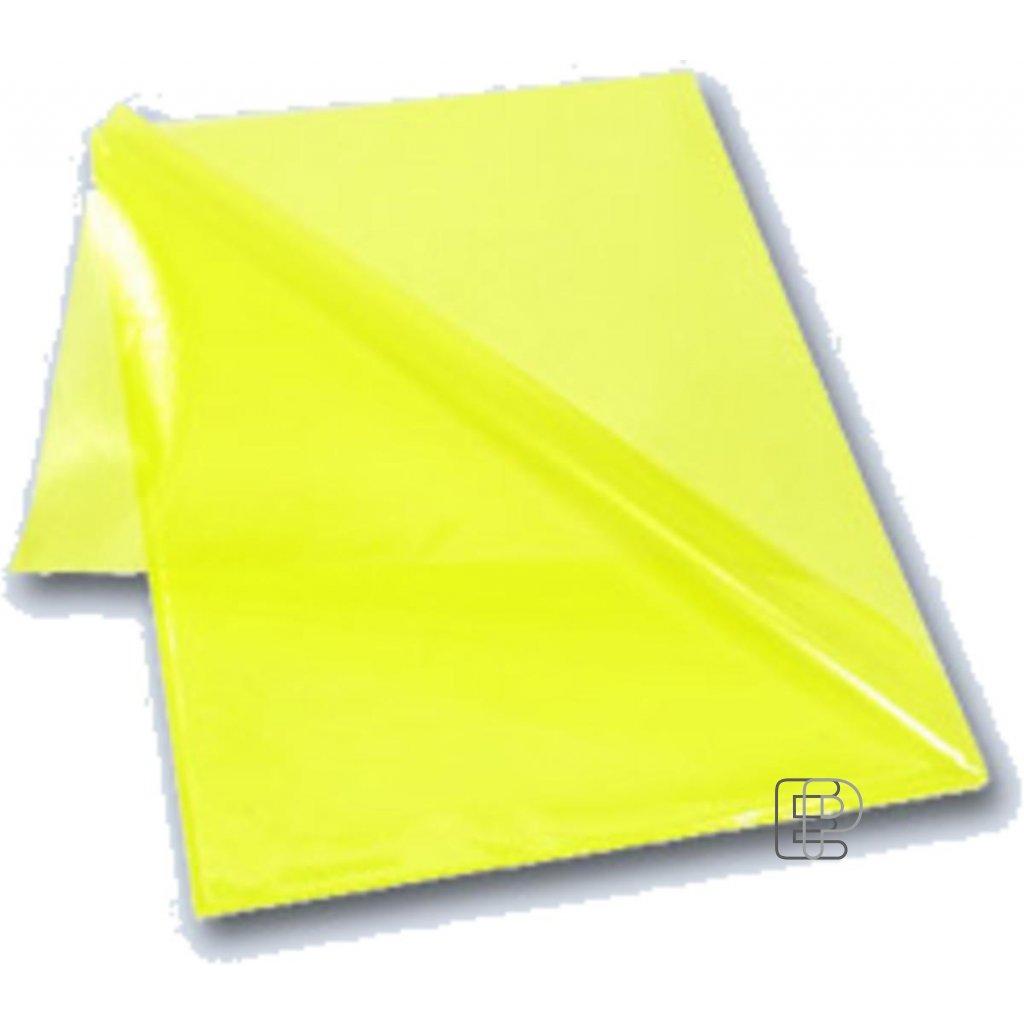 Obal A4 L silný 150mic žlutý 2-026Y balení 10ks