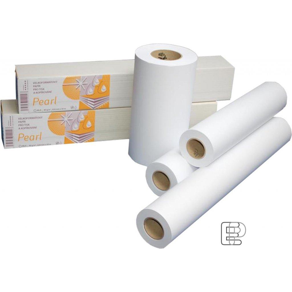SH Plotrový papír 420/ 46m/80g.