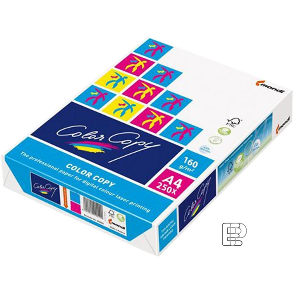 Karton A4 Color Copy 120g. 250 listů