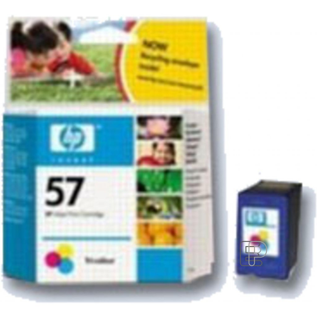HP C 6657 color č.57