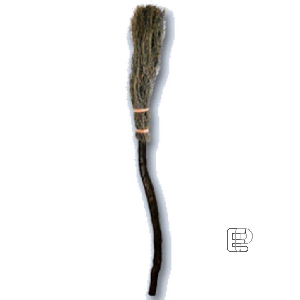 Koště čarodějnické 90cm