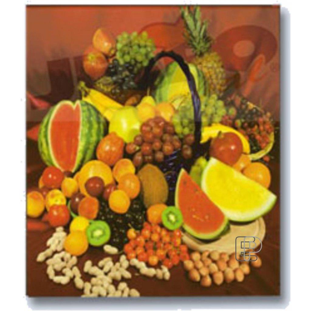 Taška igelitová Ovoce, zelenina