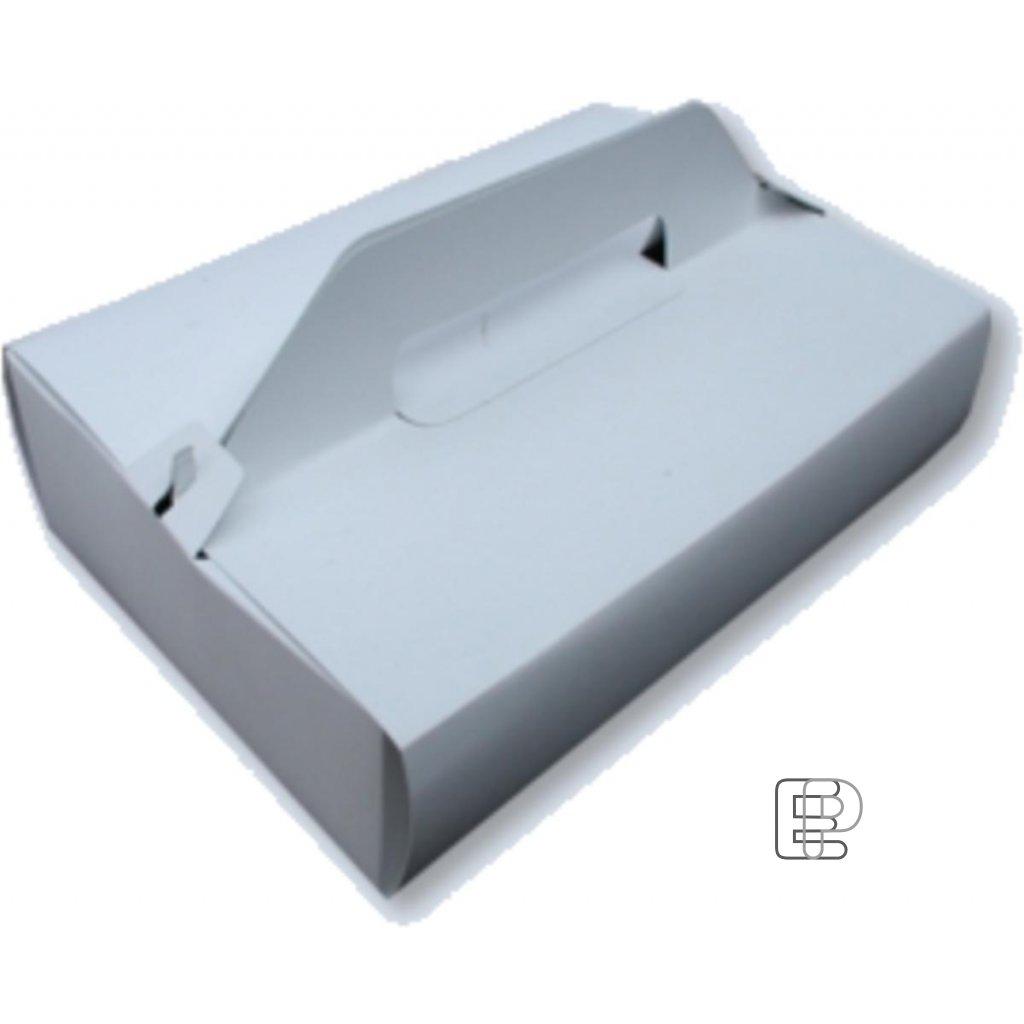 Krabice na zákusky 270x180x80 50ks