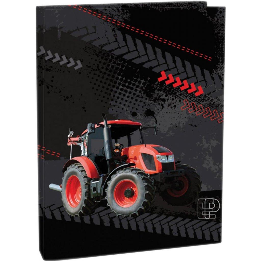 Školní box A5 Traktor  1524011