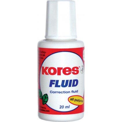 Lak opravný Fluid se štětcem 20ml 66101