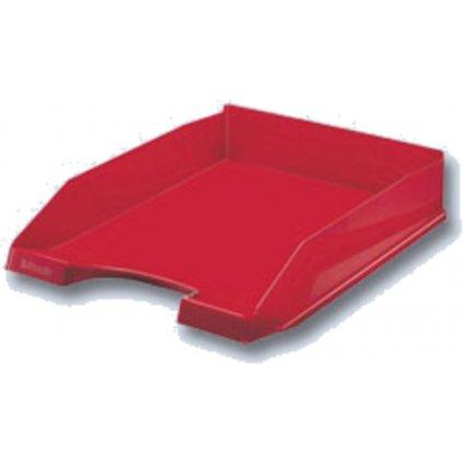 TECHO Kancelářský box červený