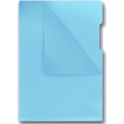 Obal A4 L 110mic modrý 100ks