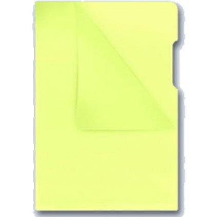 Obal A4 L 110mic žlutý 100ks
