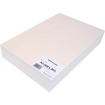 Náčrtníkový papír A3 90g 500listů