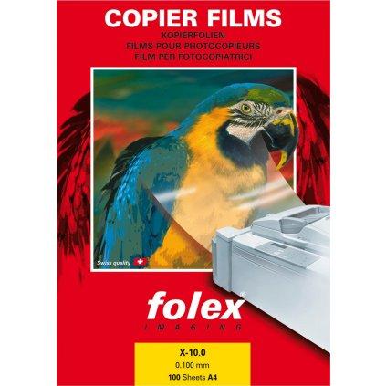 Folie Folex X 10. 0 universal čirá 100l