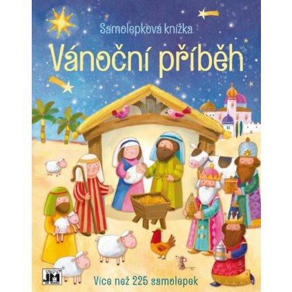 Samolep. knížka Ván. příběh 216x275 225et