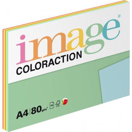 Xerox papír A4 80g. 5x20l reflex odstín*