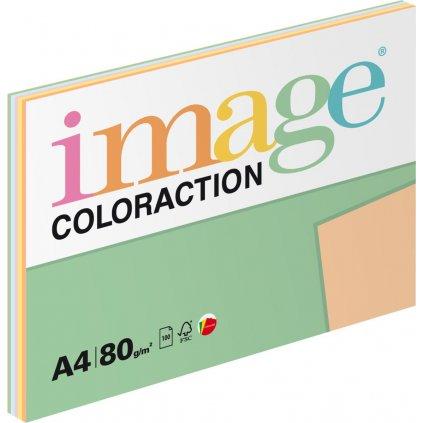 Xerox papír A4 80g. 5x20l pastel. odstin*