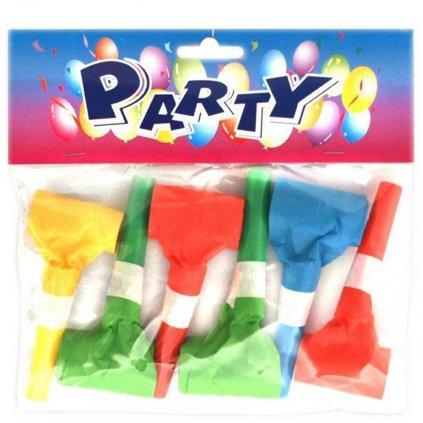 Frkačka papírová párty 6ks mix 884985