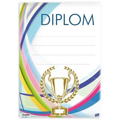 Diplom A4 dětský Pohár  5300912