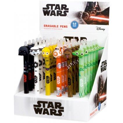 Propiska gumovací Star Wars