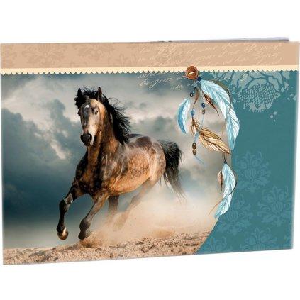 Desky na číslice A5 Wild Horse 1524043