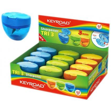 Ořezávátko s kontejnerem Trio Keyroad