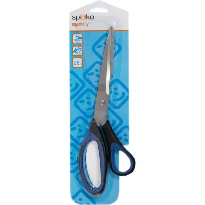 Nůžky kancelářské Spoko 26cm