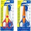 Nůžky školní pro výtvarnou výchovu15.5cm