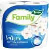 Toaletní papír TENTO Family White 2-vr/4 balení 64ks