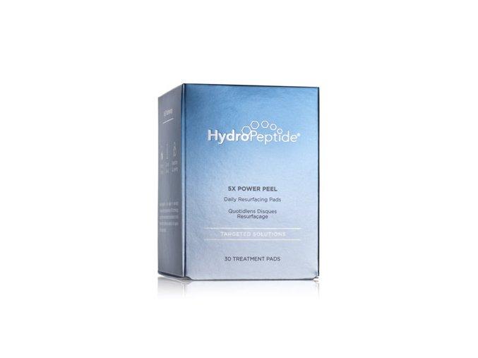 hydropeptide homecare 5x power peel kopie