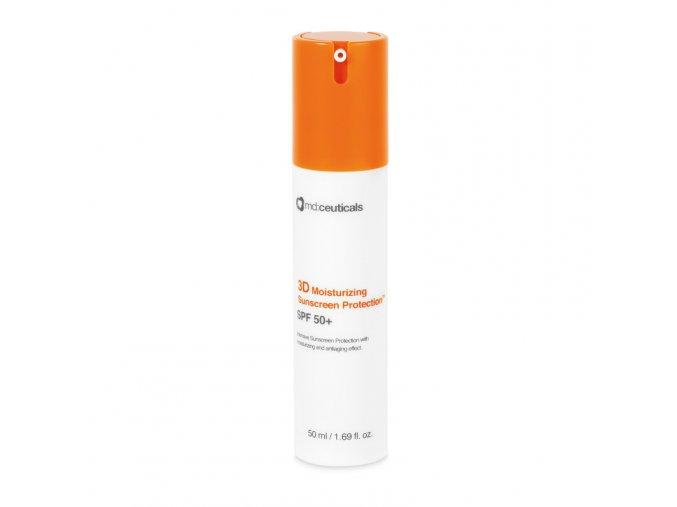 md ceuticals 3d moisturizing sunscreen protection spf 50 kopie