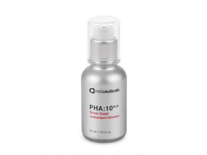 md ceuticals pha 10xvit bionic super antioxidant solution kopie