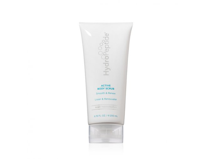 hydropeptide homecare active body scrub kopie