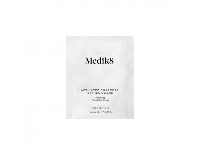 Activated Charcoal Refining Mask A