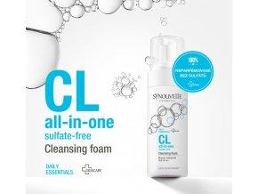1.7 CL Cleansing Foam
