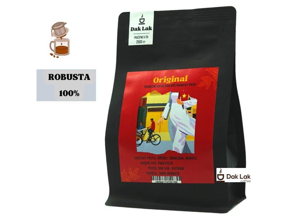 Sada pro pripravu tradicni vietnamske kavy original