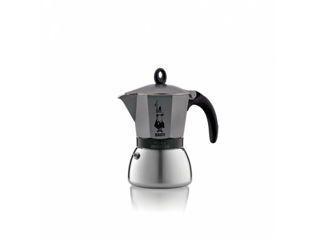 1303 moka konvice bialetti moka induction 6 salku stribrna 1