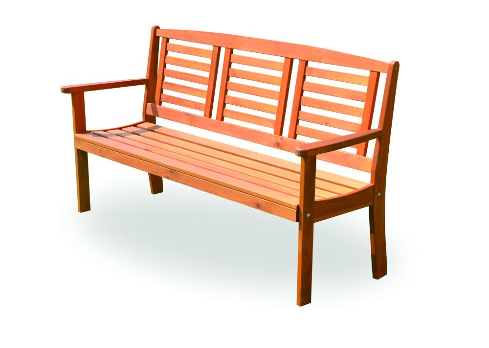 Zahradní a parkové lavice