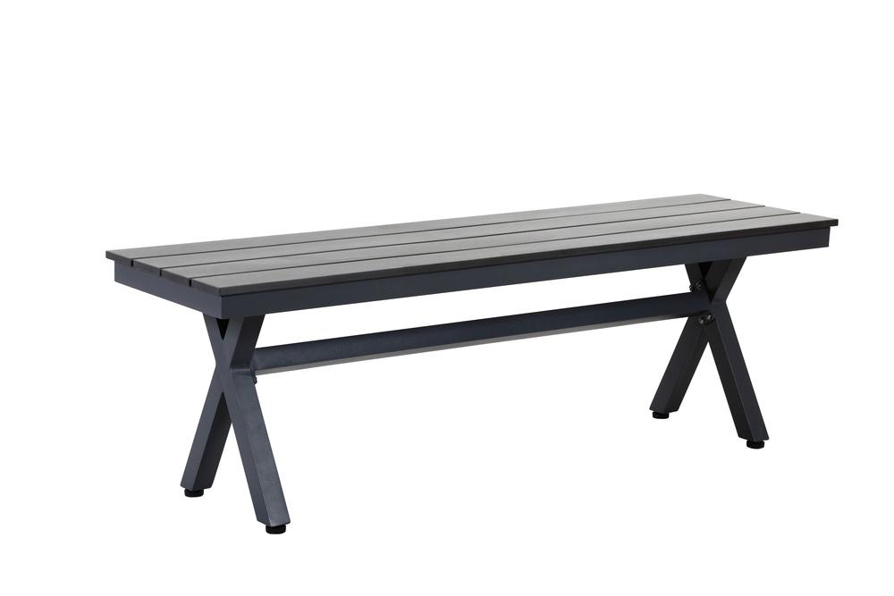 Hliníkové lavice