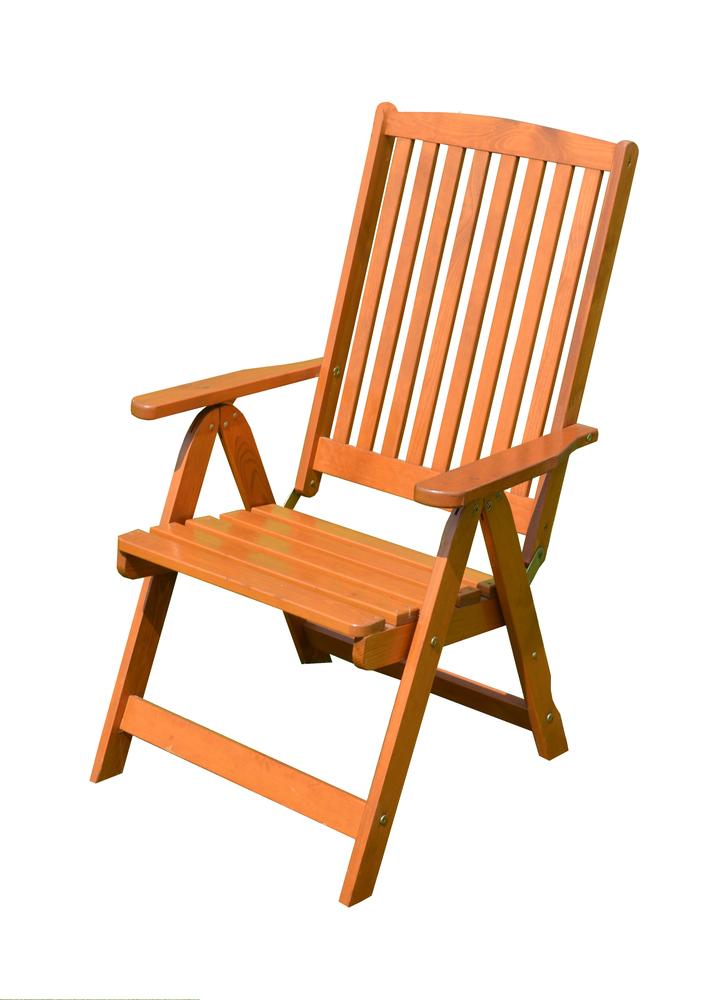 Dřevěná křesla