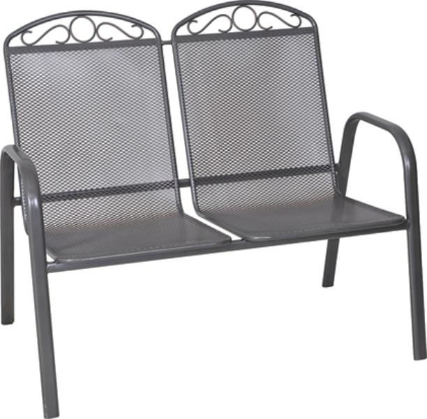 Kovové lavice