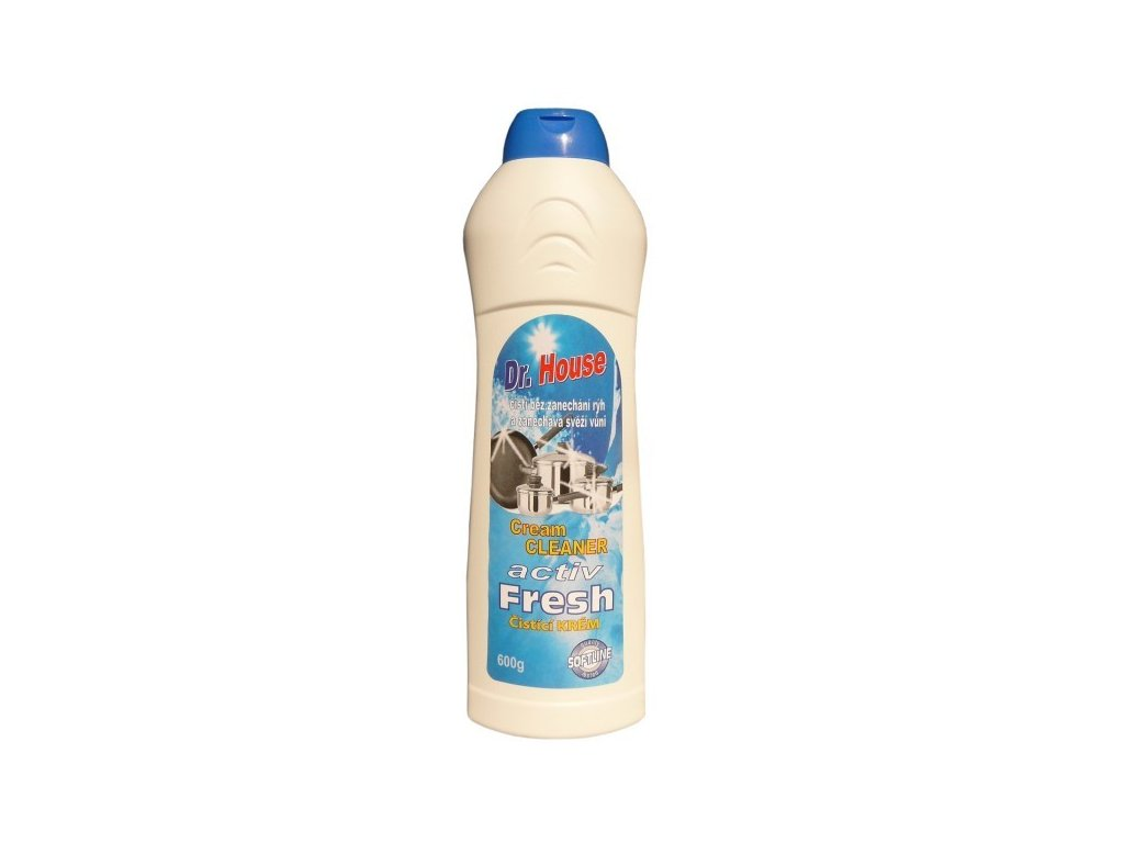 Dr. House čistící krém 600g Fresh, tekutý písek