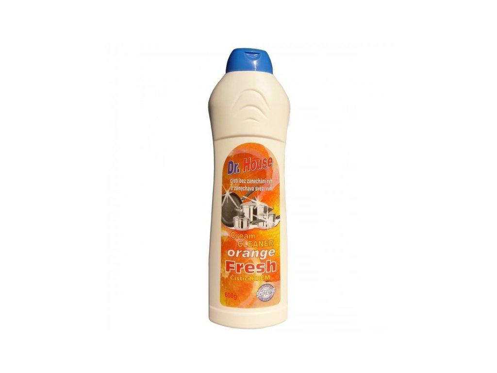 Dr. House čistící krém 600g Orange, tekutý písek