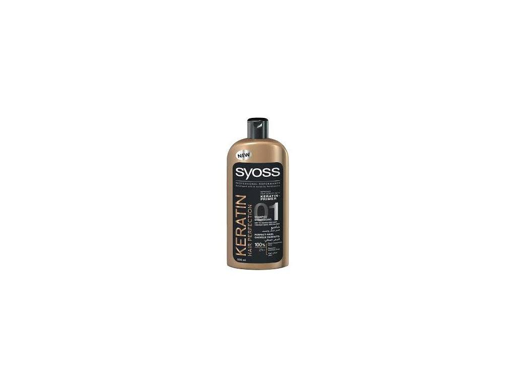 Syoss Keratin 500ml vlasový šampon