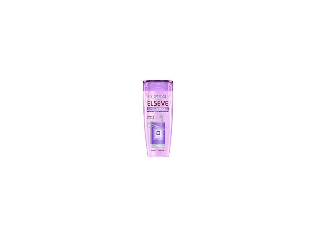 Ľoréal Elvital Volume Collagen 250ml vlasový šampon pro větší objem vlasů