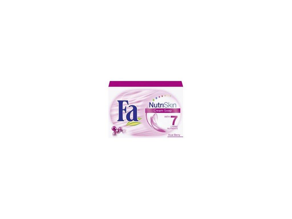 Fa mýdlo klasické 100g Nutri Skin Acai Berry